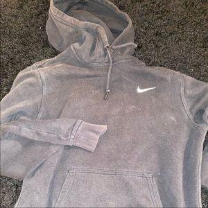 black nike hoodie